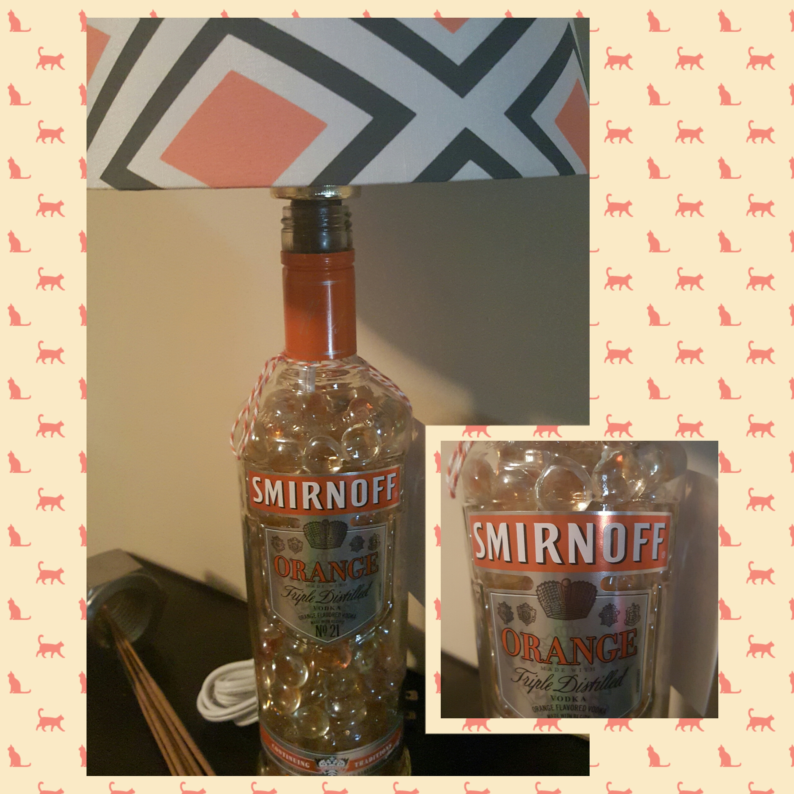 little orange smirnoff